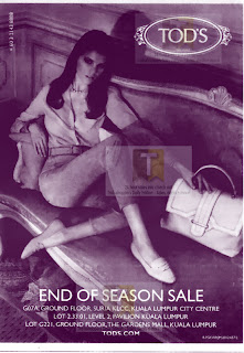 Tod's End Of Season Sale 2012