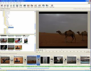 برنامج صناعة الفيديو من الصور download photodex proshow gold