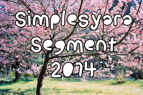 http://simplesyara.blogspot.com/2014/03/simplesyara-segment-2014.html