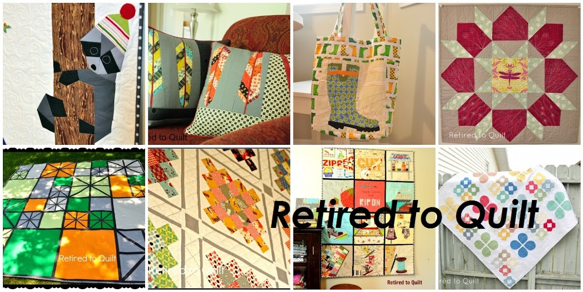 Retired to Quilt