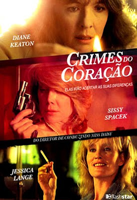 Filme Poster Crimes do Coração DVDRip XviD Dual Audio & RMVB Dublado