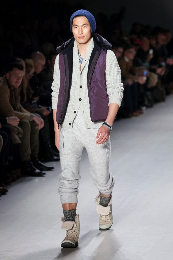 Black Sea Nautica mens new york fashion week fall winter 2014 runway mens runway mbfw nyfw