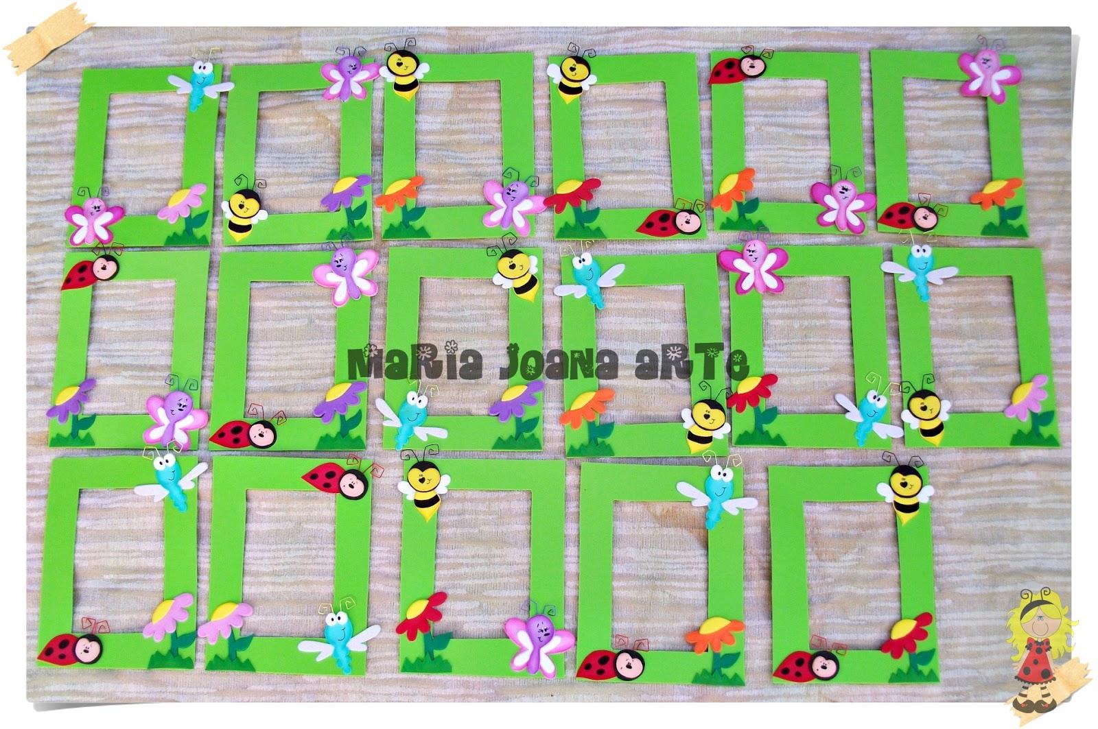 decoracao sala de aula jardim encantado:Maria Joana Arte: Decoração sala de aula : BICHOS DE JARDIM