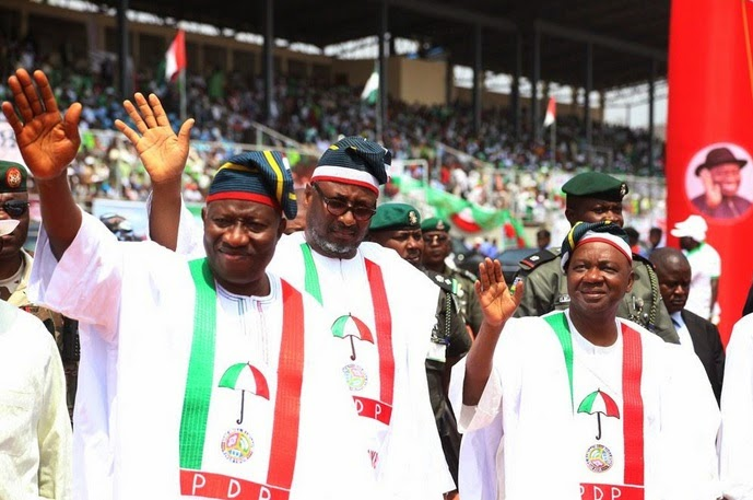 PDP Presidential Campaign Rally in Kogi