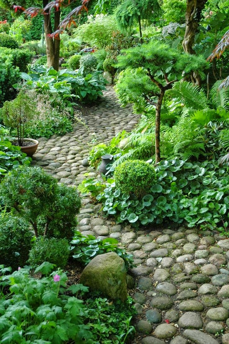 Garden Ideas Earth And Sky Zen Colors
