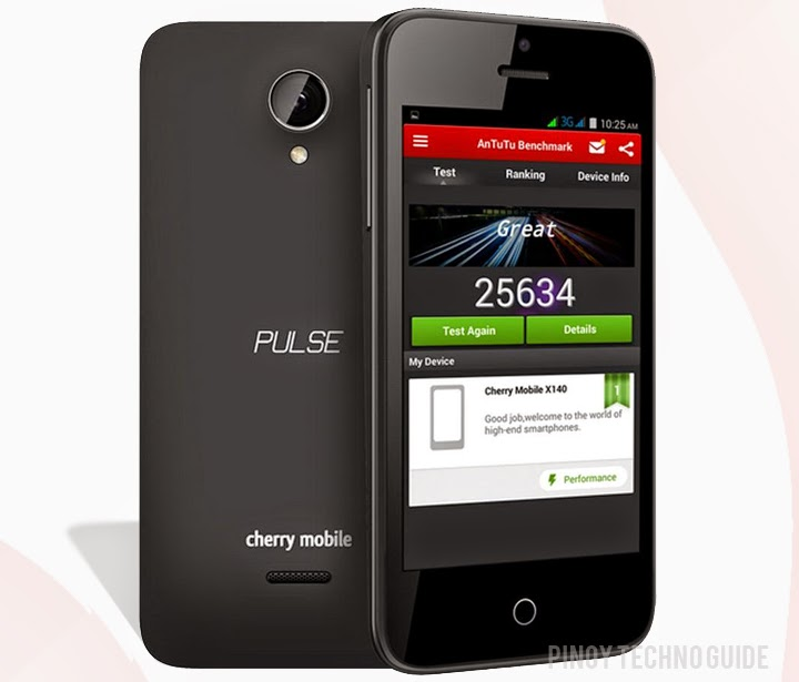 Cherry Mobile Pulse Octa Core Phone for ₱6,499 with Kitkat OS and Dragontrail Display