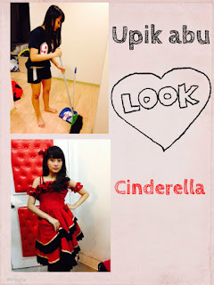 Upik Abu dan Cinderella