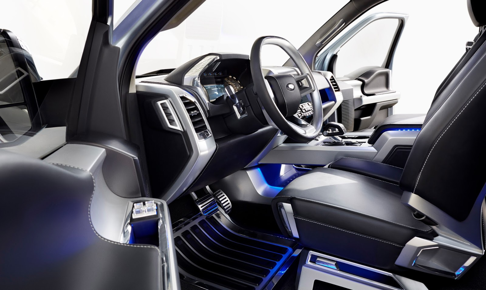 New Ford F150 for 2015 Atlas Concept  cars  life  cars