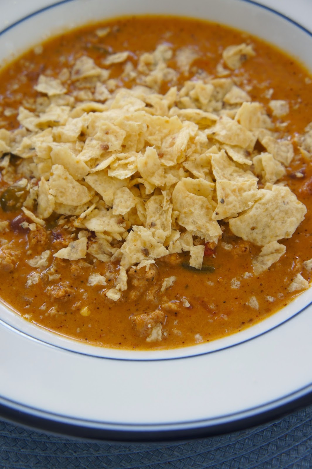 Crock Pot Nacho Soup: Savory Sweet and Satisfying