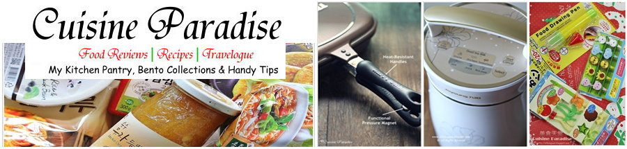 Cuisine Paradise Kitchen's Tips