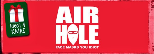 Airhole Face Masks You Idiot