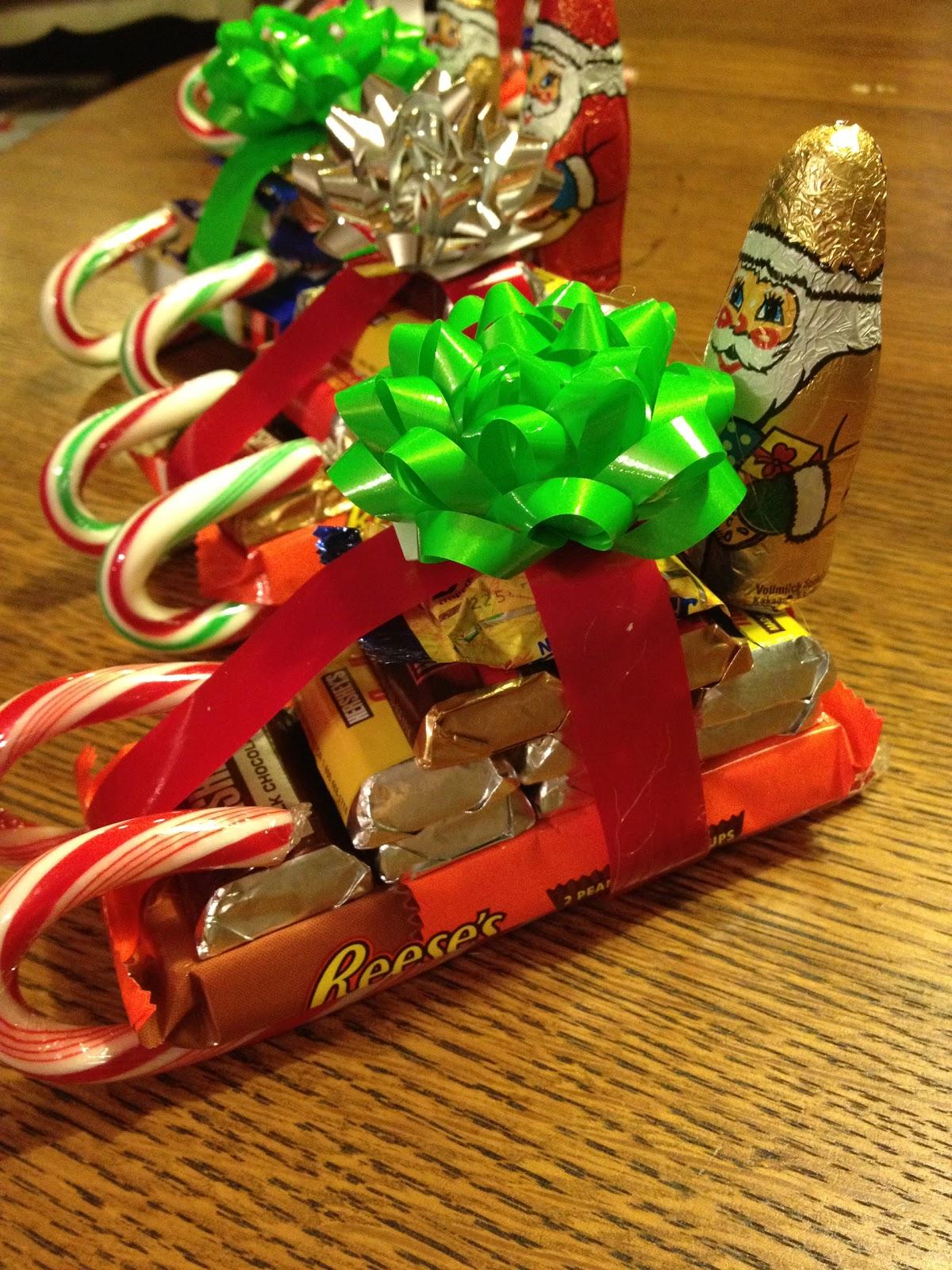 Детские новогодние подарки необычные