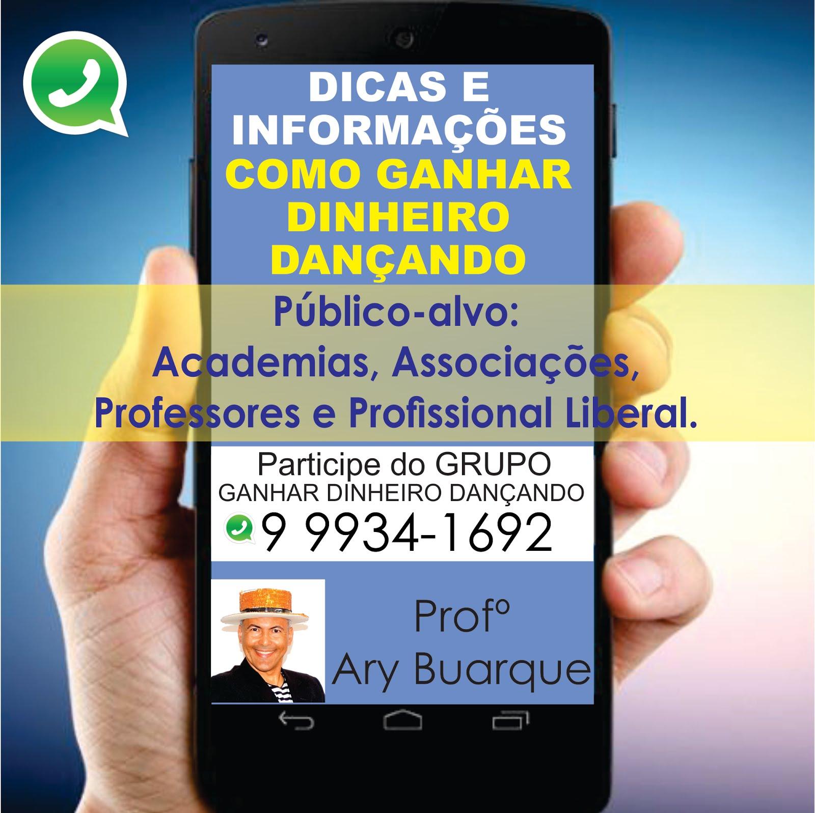 GANHAR DINHEIRO DANÇANDO