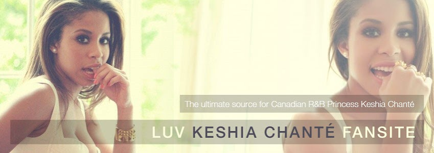 Luv-KC||Your Ultimate Source for Keshia Chanté || New Album Night + Day Out Now!