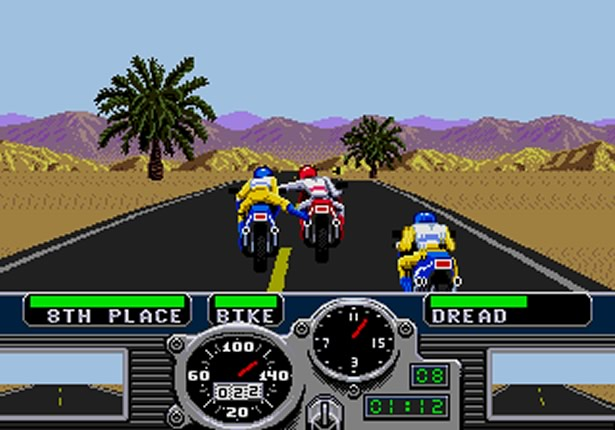 Road Rash (Windows) Game Download - GamesNostalgia