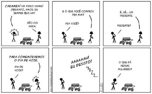 Tirinhas da Luna #43: 'Dia dos Namorados' | Ordem da Fênix Brasileira