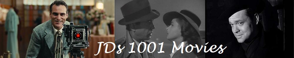 JDs 1001 Movies