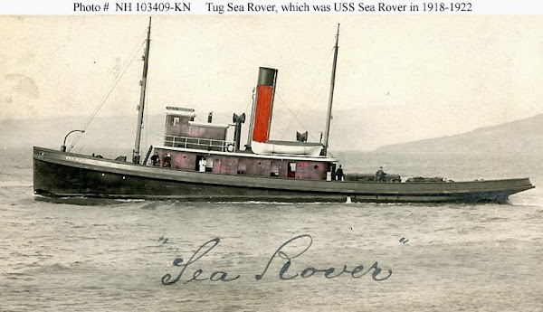 Ship of the Month: USS Sea Rover