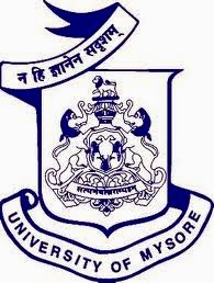 Mysore University Results 2015