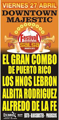 ► Festival De La Salsa En Bogotá