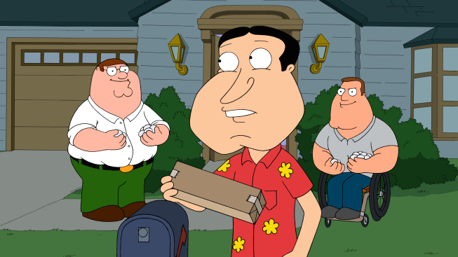 My Thoughts: Family Guy Review: Halloween on Spooner St