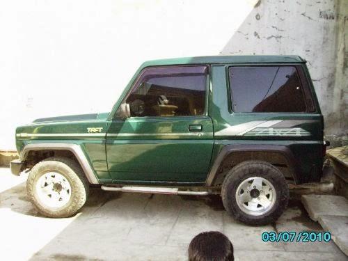 Modif Daihatsu Taft Tahun 1990