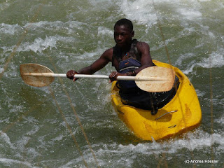Reisen Afrika Uganda Bujagali