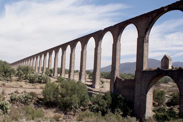 Acueducto Zumpango Otumba, Estado de México