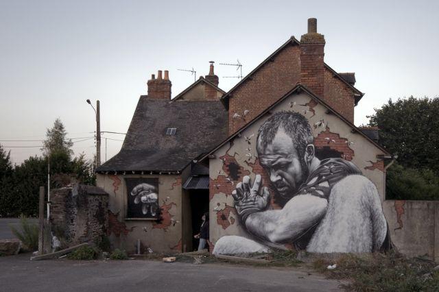 Ejemplos de Street Art 34