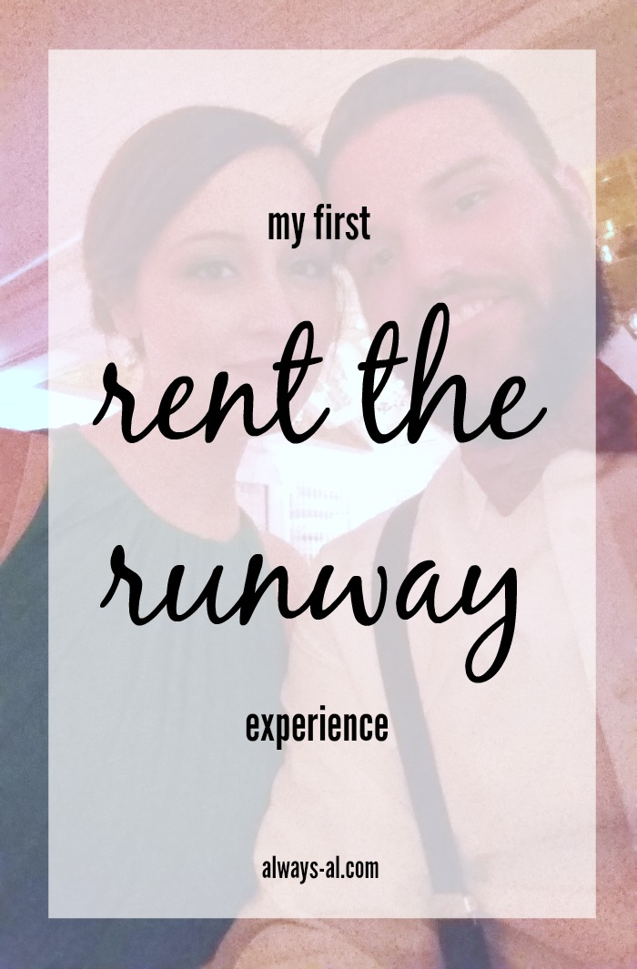 My Rent the Runway Experience