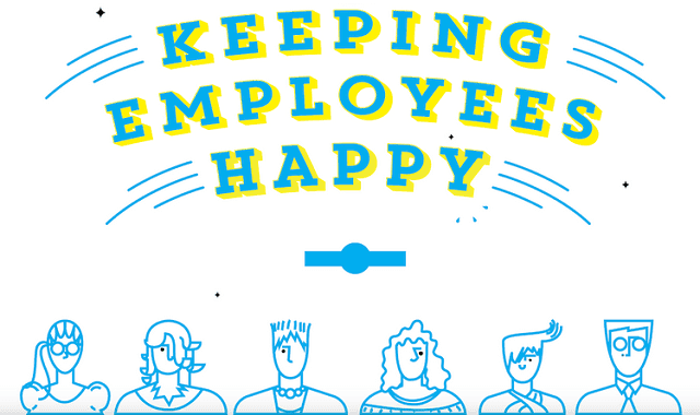 Image: Keeping Employees Happy