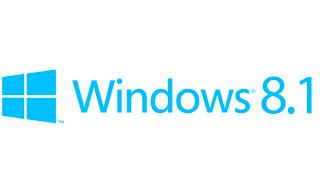 Das Bild zeigt das aktuelle Logo von Windows 8.1