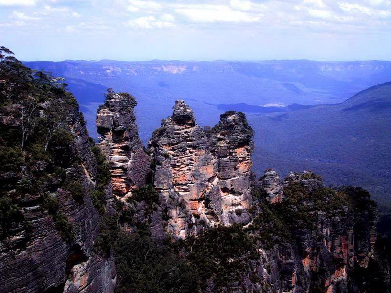Blue Mountain Sidney
