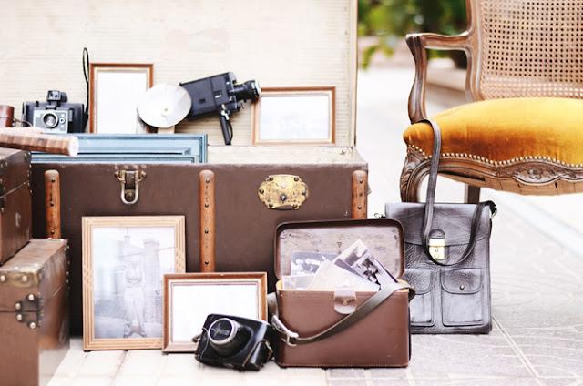 la maleta vintage