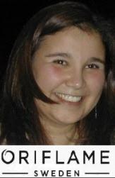 O meu nome é Ana Neves e sou Chefe Oriflame!