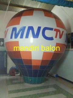 Balon Udara Promosi MNC  TV