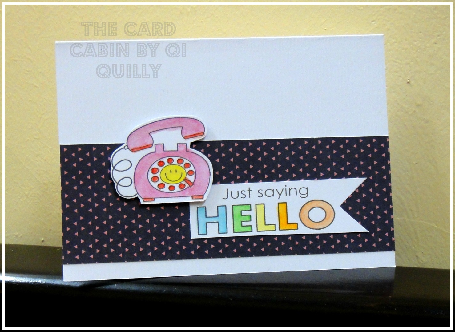 Just Stopping By To Show You My Plain And Simple Card Today. Iu0027ve Used  Image From Birdie Brown (freebies) And Paper From American Crafts.