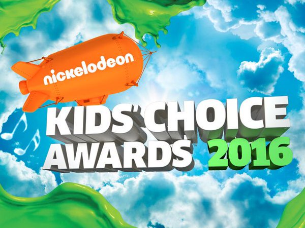 Nominados para los Kids' Choice Awards 2016.