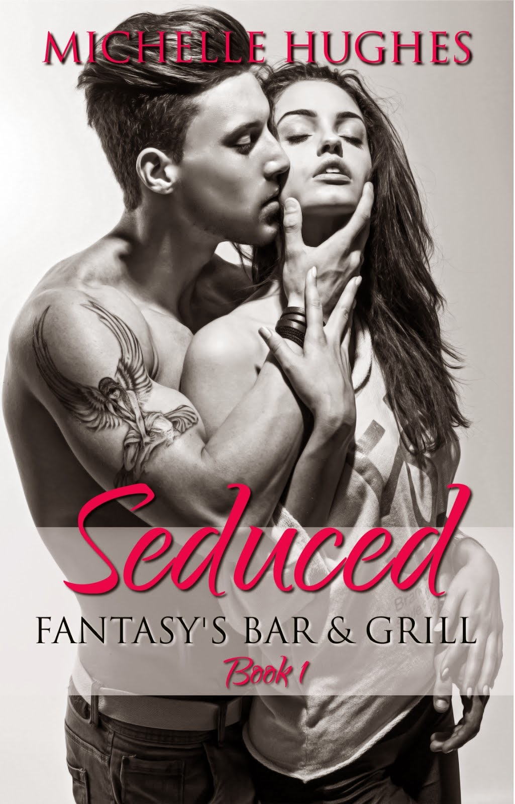 Seduced (Fantasy's Bar & Grill - Book One)