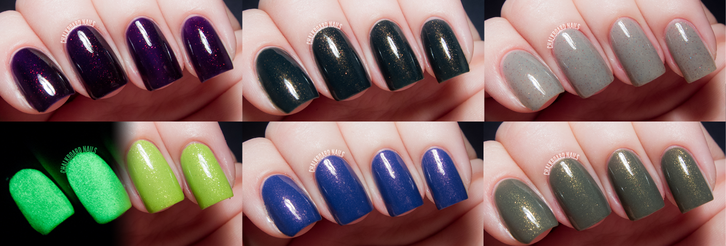 Contrary Polish No Place Like Home Collection + Gift Wrap ...