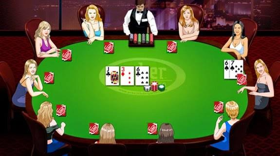 Main Poker Domino Online SaranaPoker.com