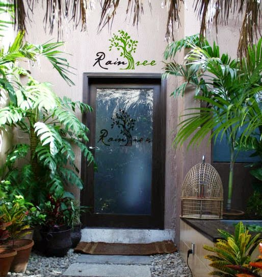 Raintree Spa, Spa Experience, Salons in Pakistan, Spas in Pakistan, red alice rao, redalicerao, beauty blog, blogspot, beauty, Beauty blog of Pakistan