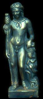 Este es Tammuz, hijo de Nimrod y Semiramis. de la mitología babilónica.