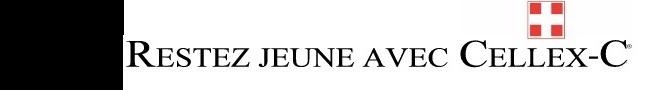 RESTEZ JEUNE AVEC CELLEX-C