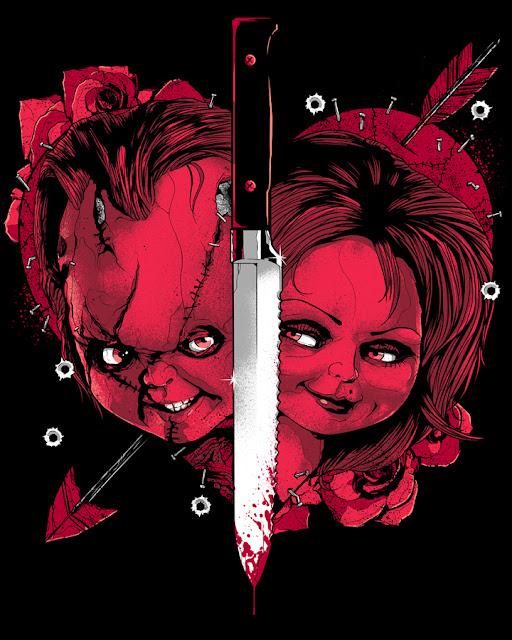 Chucky T-Shirt design