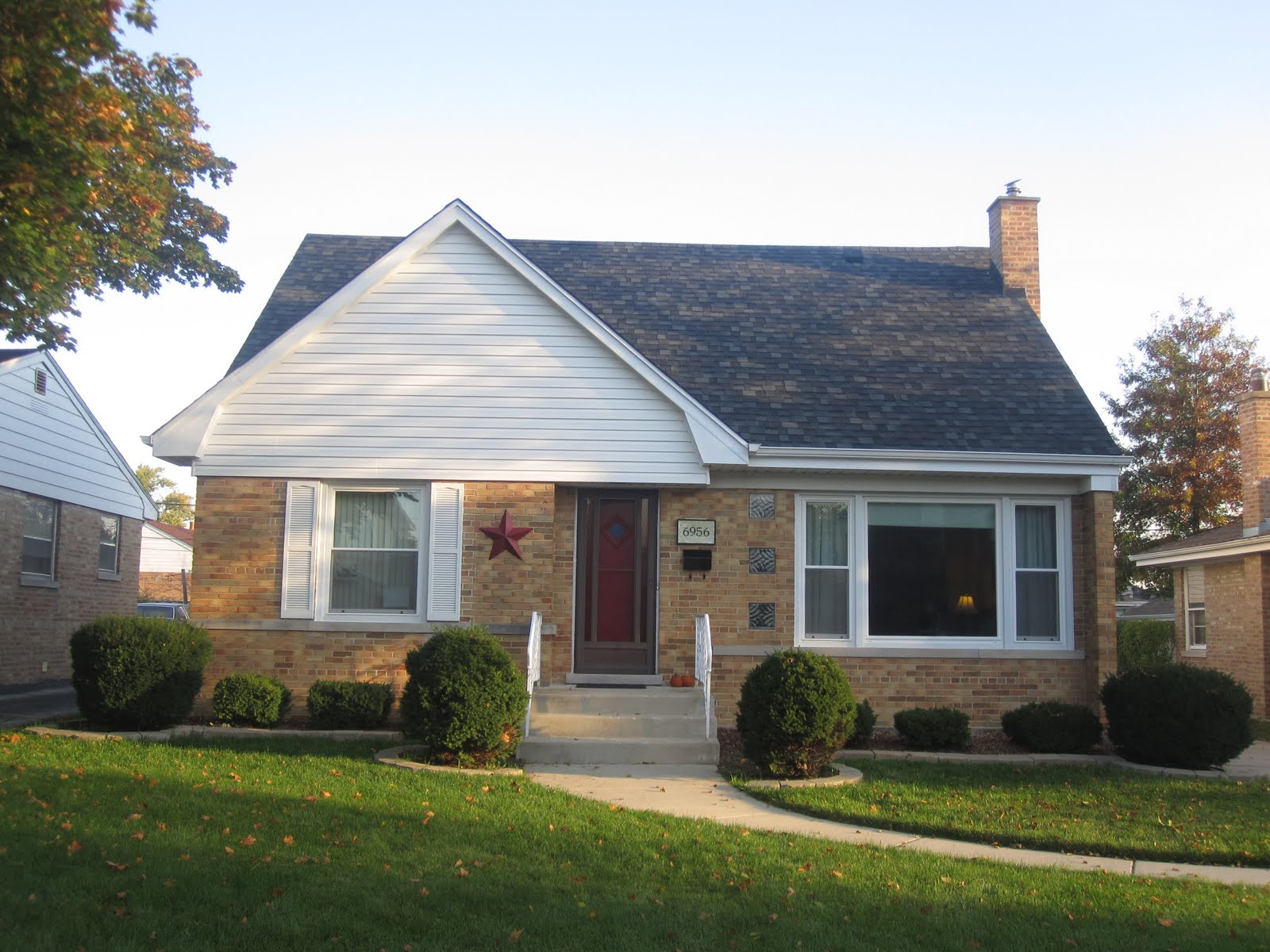 Our Payneful Memories Curb Appeal