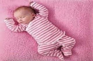 النوم الآمن للأطفال