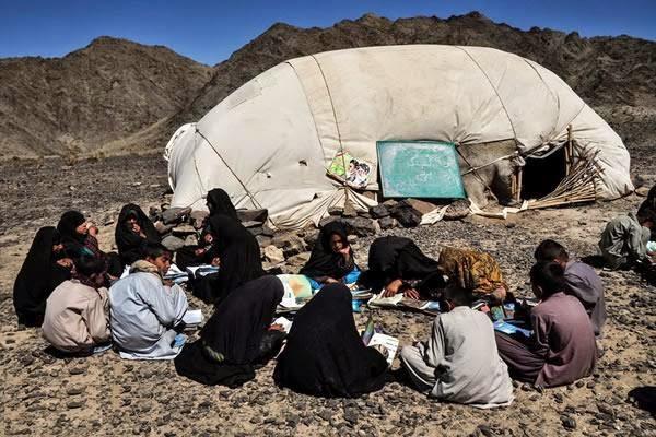 Iran School children