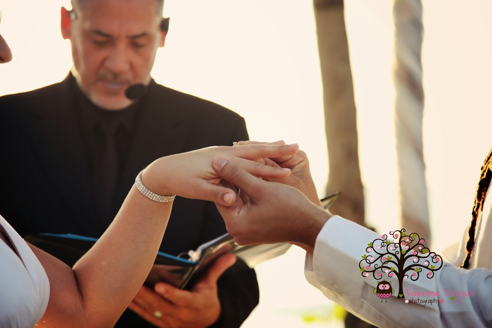 Tres palmas rincon wedding