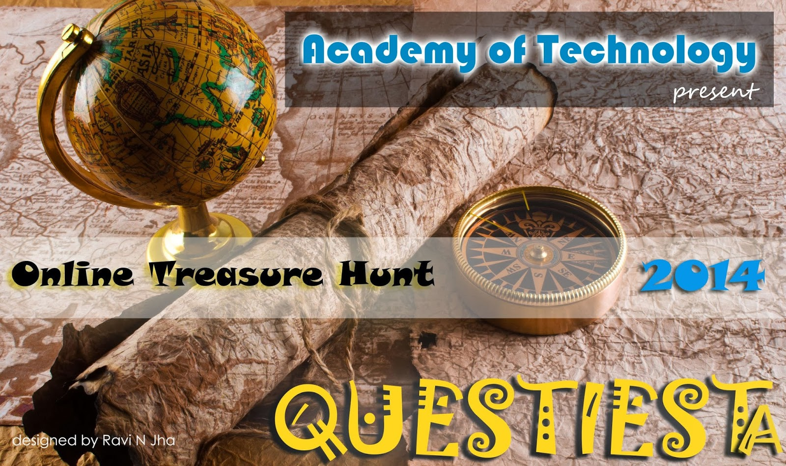 online treasure hunt